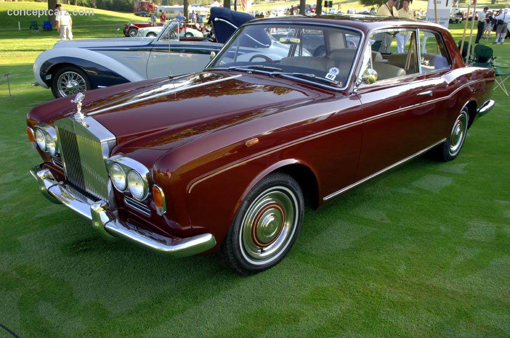 1967 Rolls royce Silver Shadow #6