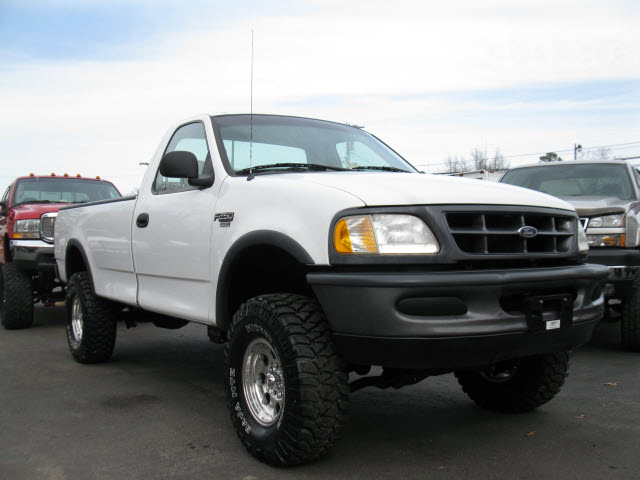 1998 Ford F-250 #4
