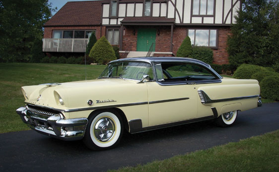 1955 Mercury Montclair #8