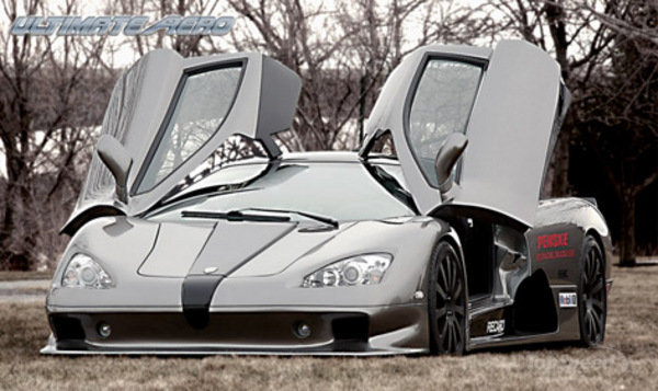 SSC Ultimate Aero #12