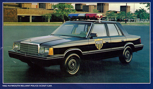 1982 Plymouth Reliant #14