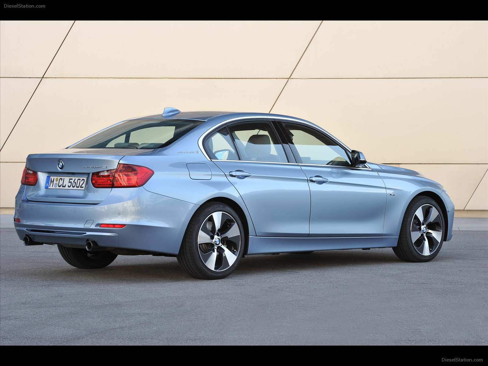 BMW ActiveHybrid 3 #7