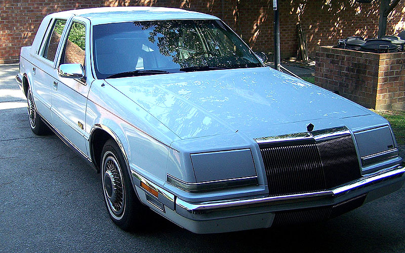 1993 Chrysler Imperial #11