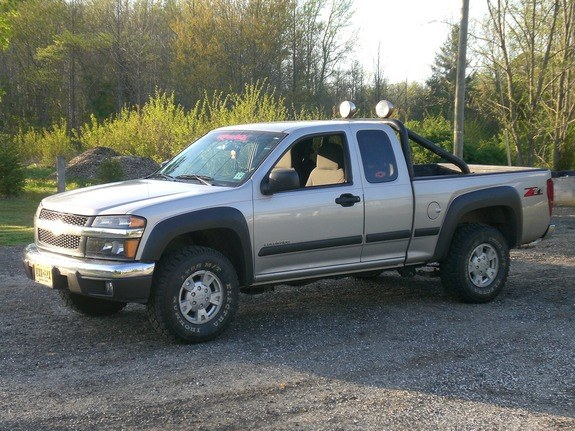 2005 Chevrolet Colorado #8