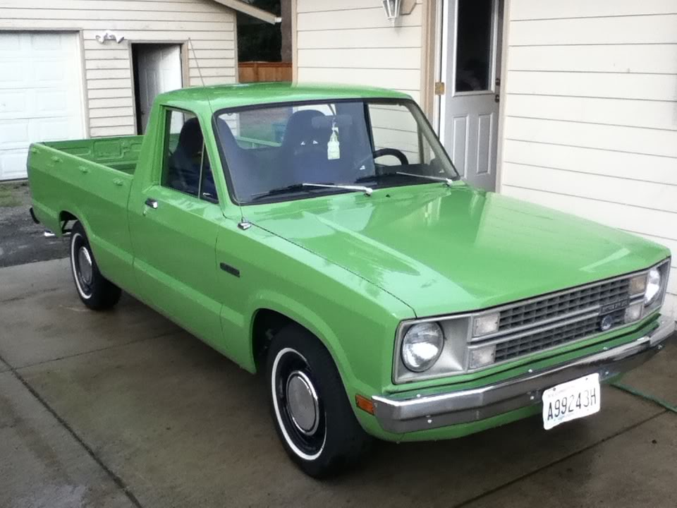 Ford Courier #10