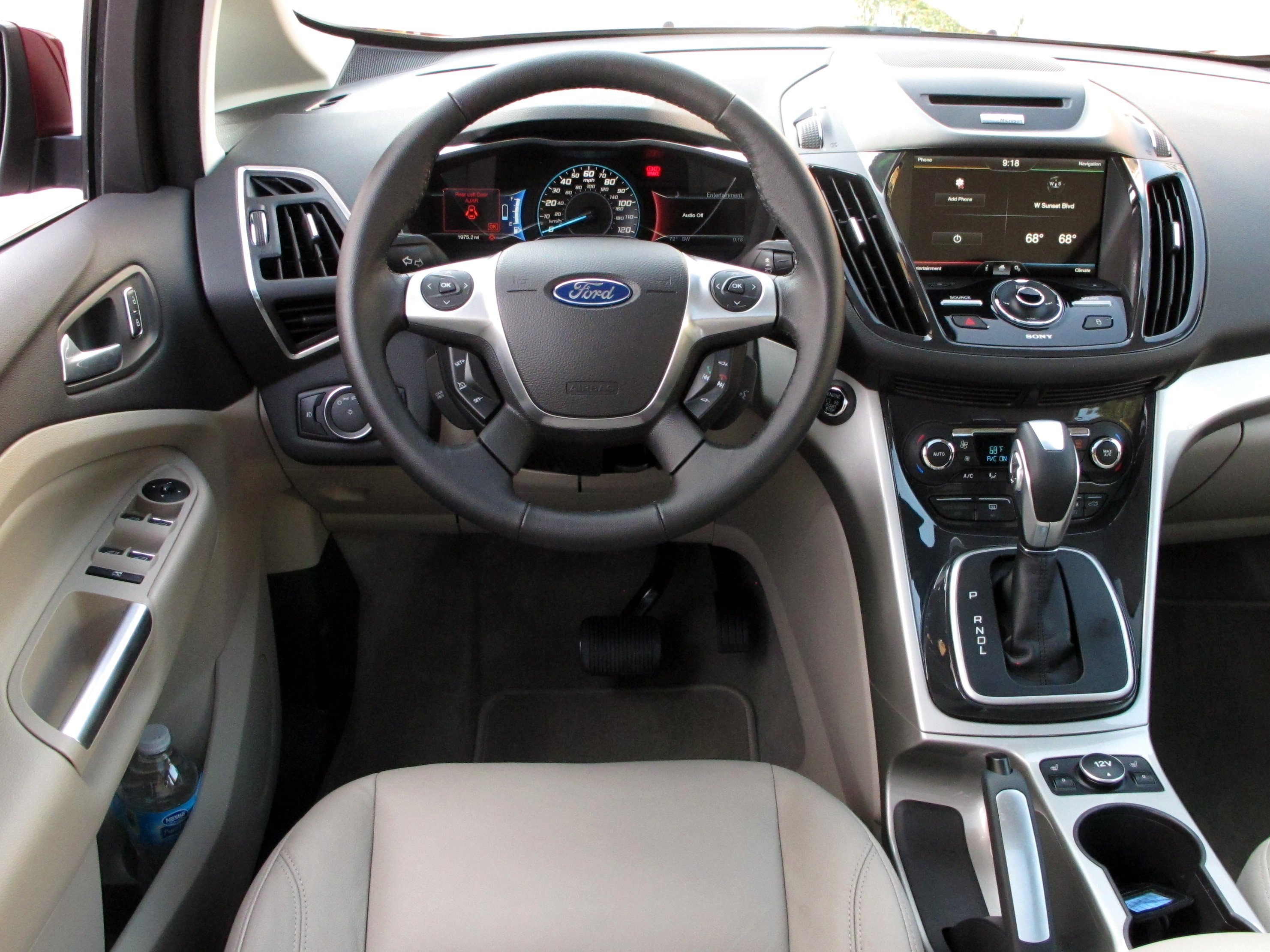2013 Ford C-MAX #6