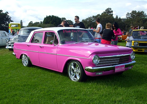 1964 Holden EH #8