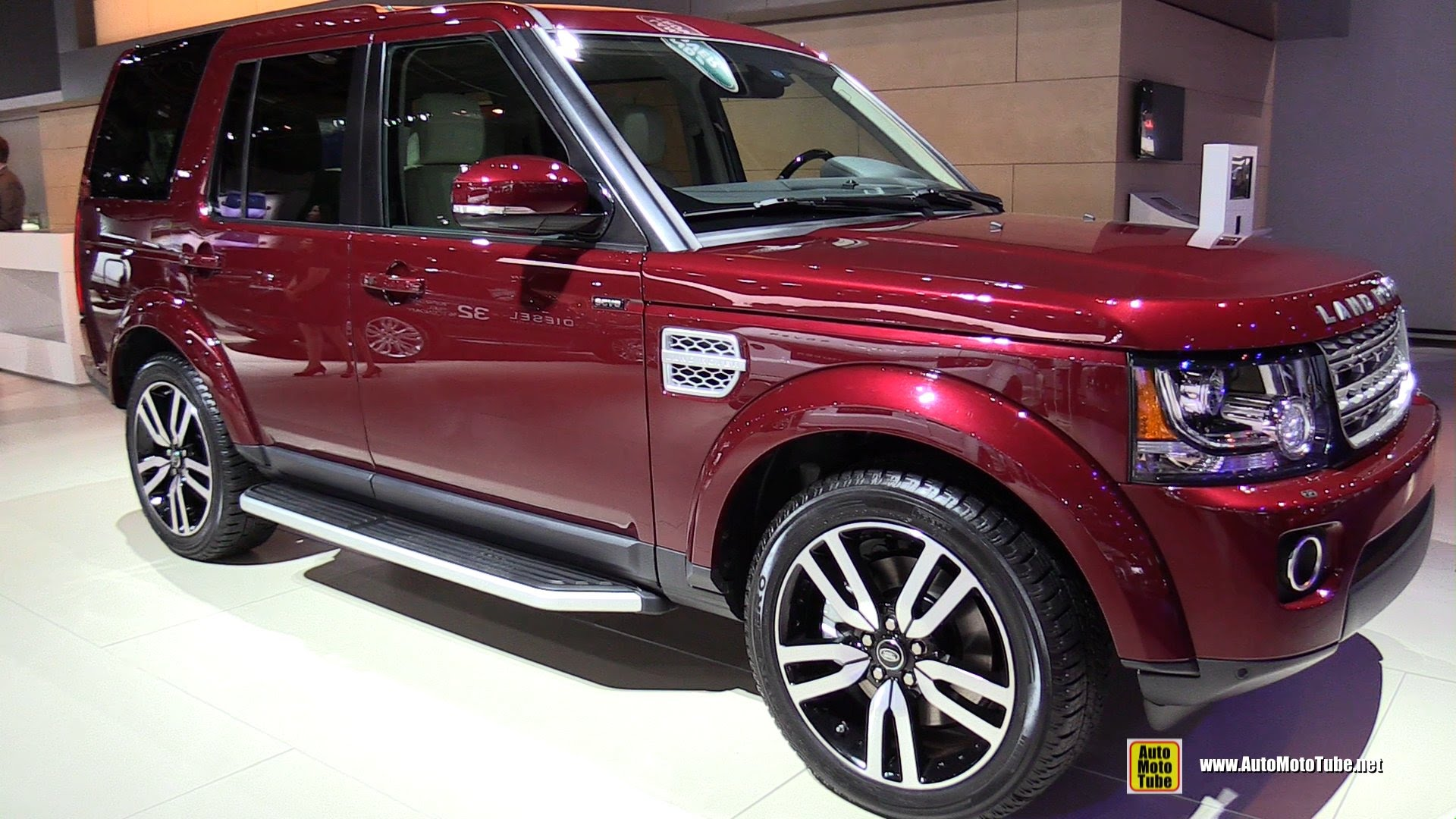 2015 land rover lr4 photos informations articles. Black Bedroom Furniture Sets. Home Design Ideas