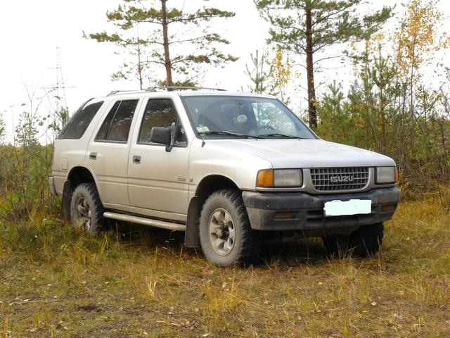 1993 Isuzu Rodeo #6
