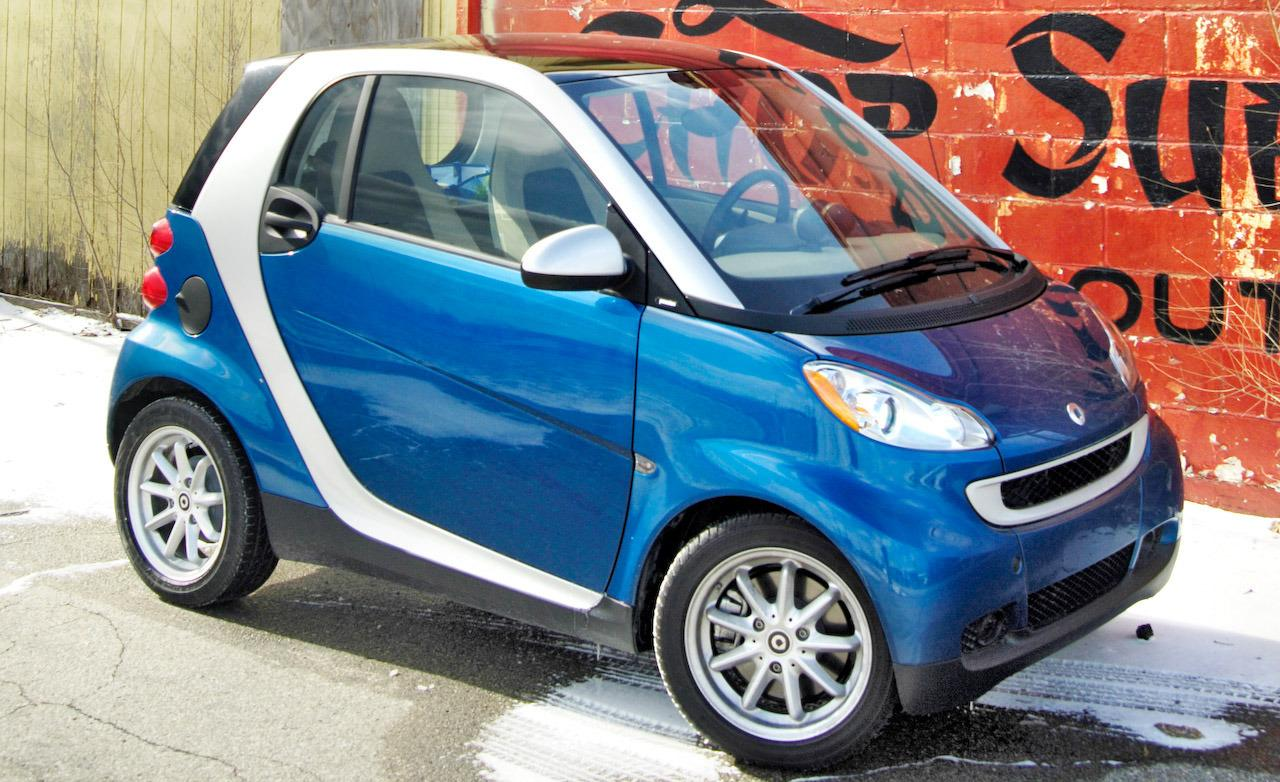 2008 Smart Fortwo #4
