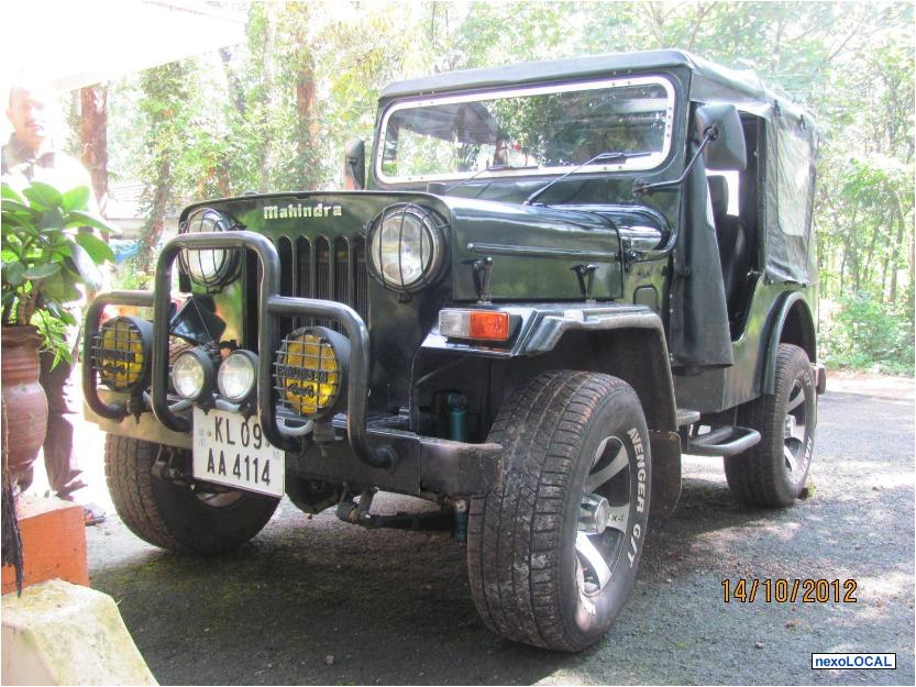 2000 Mahindra Commander Photos Informations Articles Bestcarmag Com