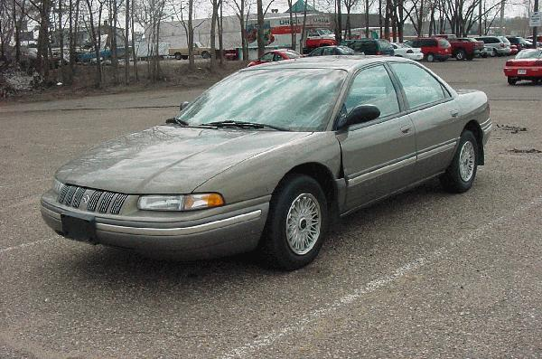 1995 Chrysler Concorde #10