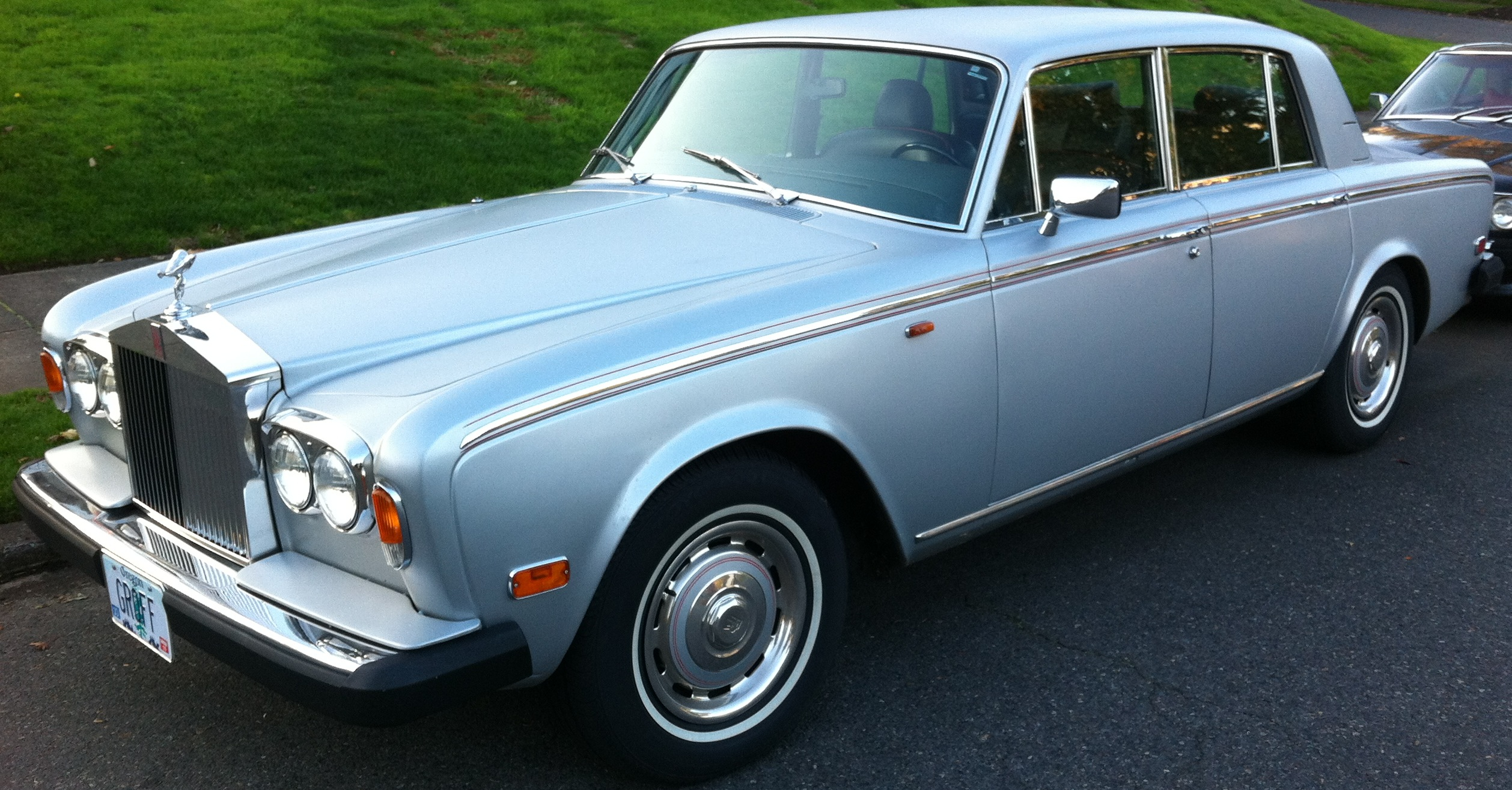 1979 Rolls Royce Silver Shadow #6