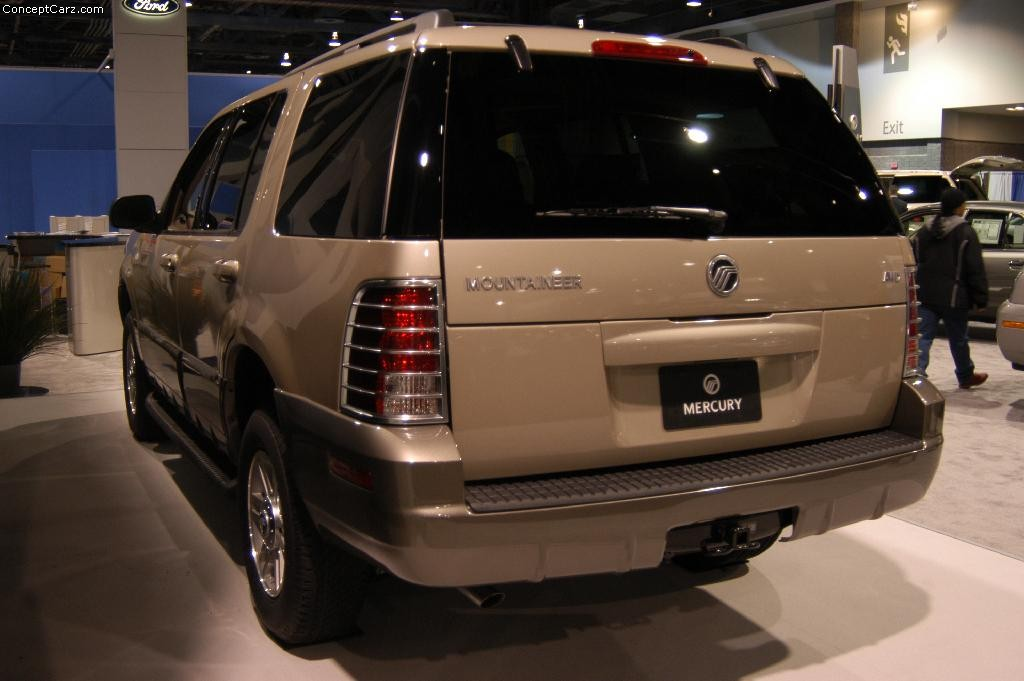 2004 Mercury Mountaineer #11