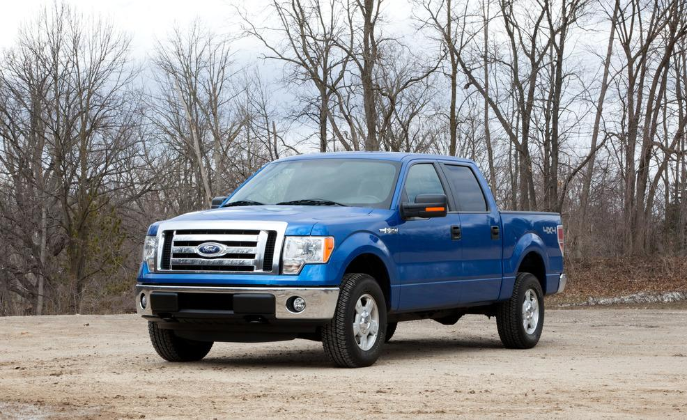 2011 Ford F-150 #8