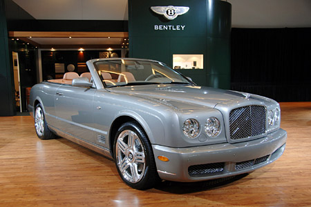 2008 Bentley Azure #3