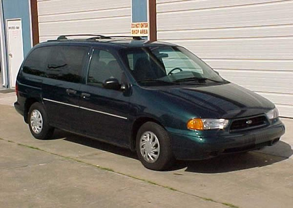 1996 Ford Windstar #12