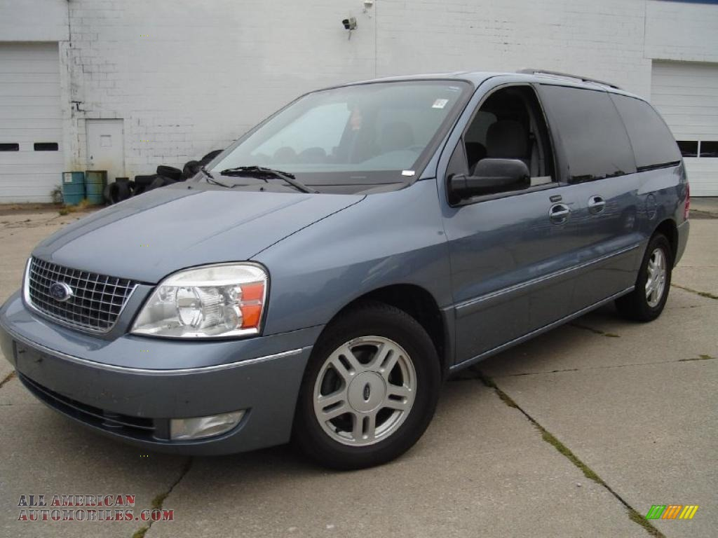 2004 Ford Freestar #13