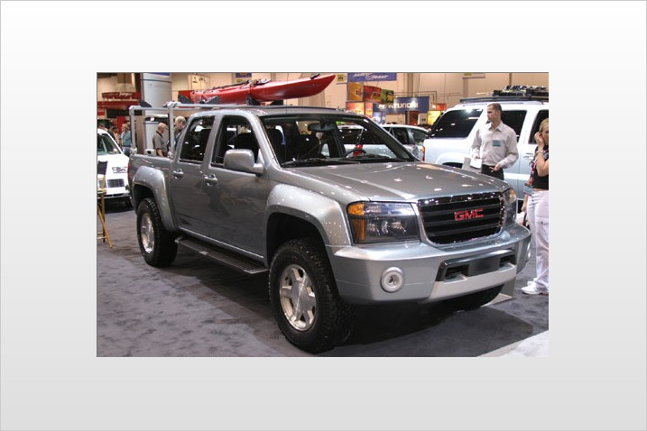 2012 GMC Canyon #5