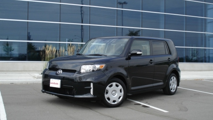 2013 Scion Xb #4