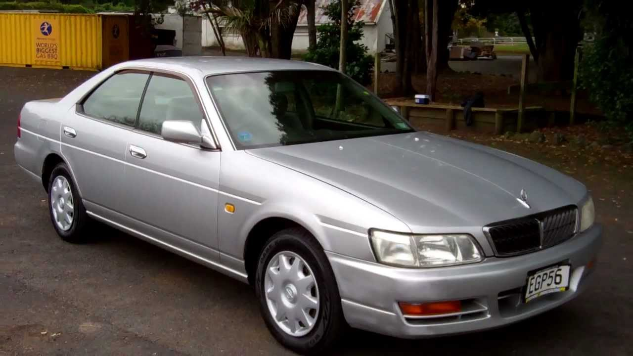 1998 Nissan Laurel #3