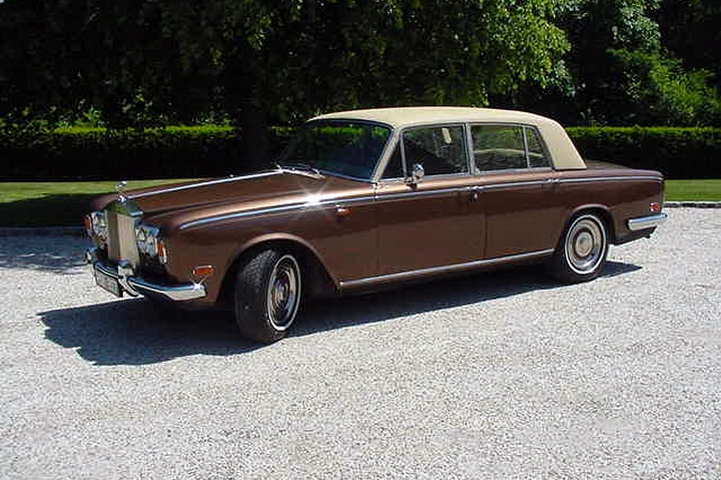 1971 Rolls royce Silver Shadow #5
