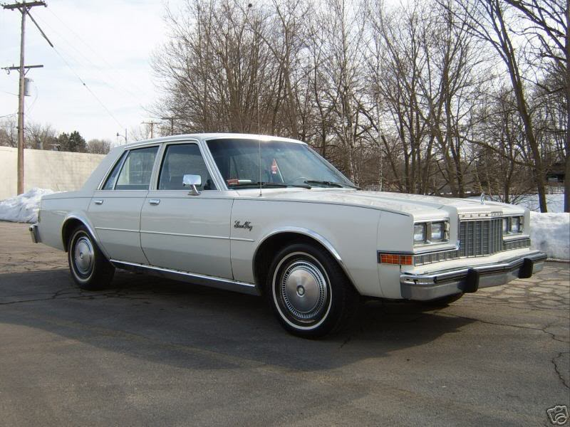 1984 Plymouth Gran Fury #3