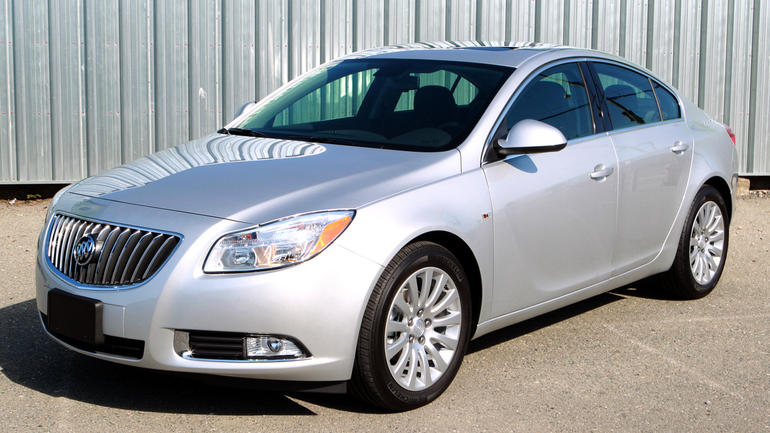 2011 Buick Regal #17