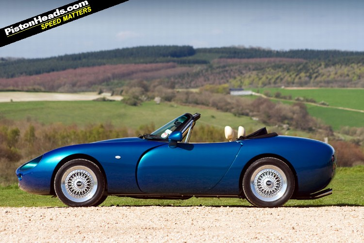 TVR Griffith #18