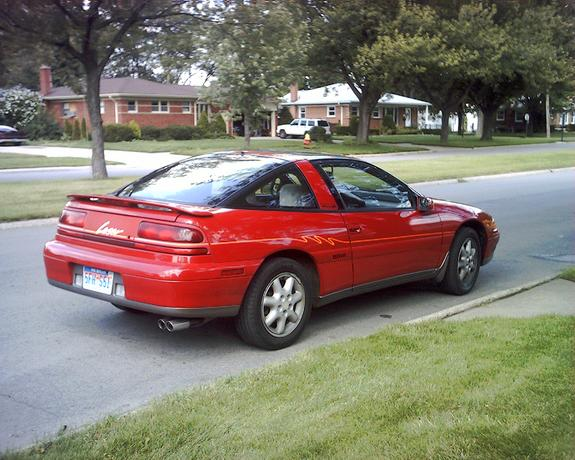 1994 Plymouth Laser #1