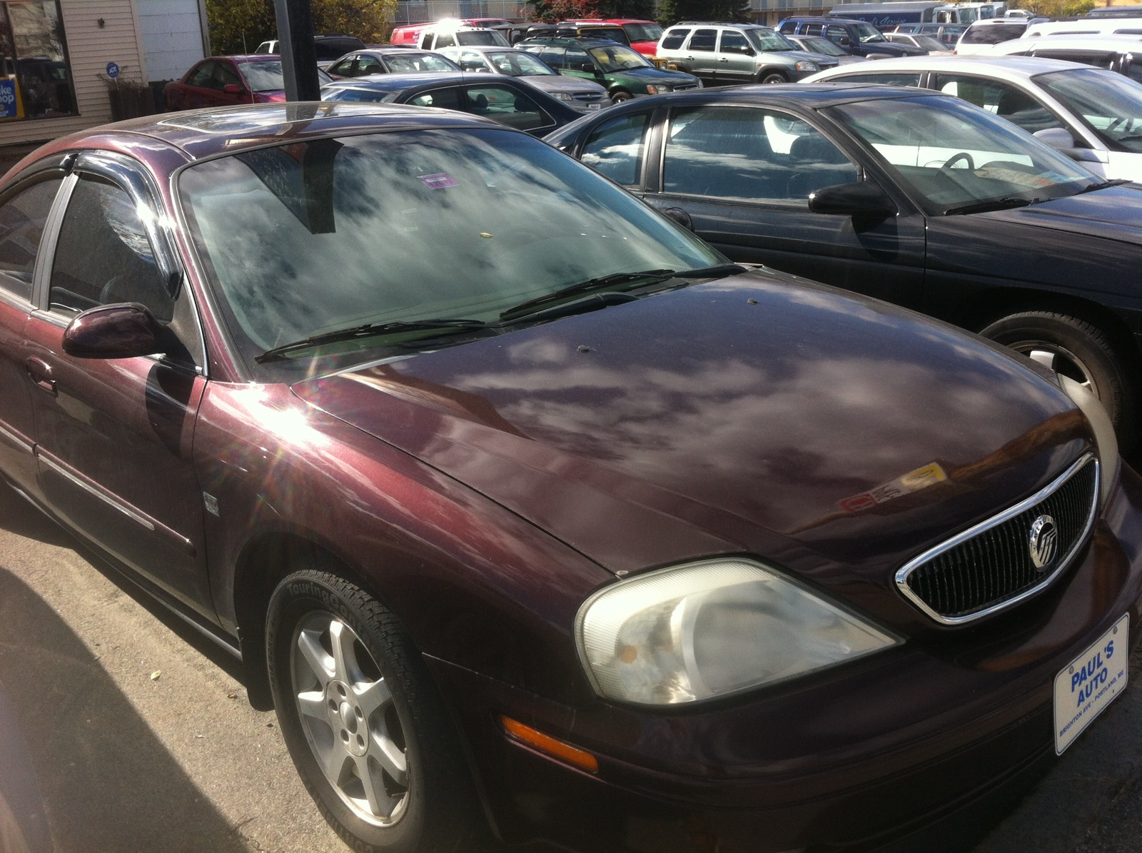 2001 Mercury Sable #14