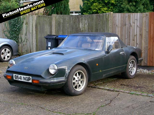 TVR S2 #5
