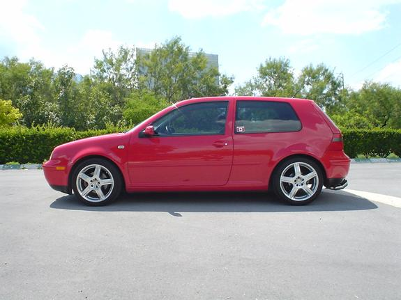 2000 Volkswagen Golf #9