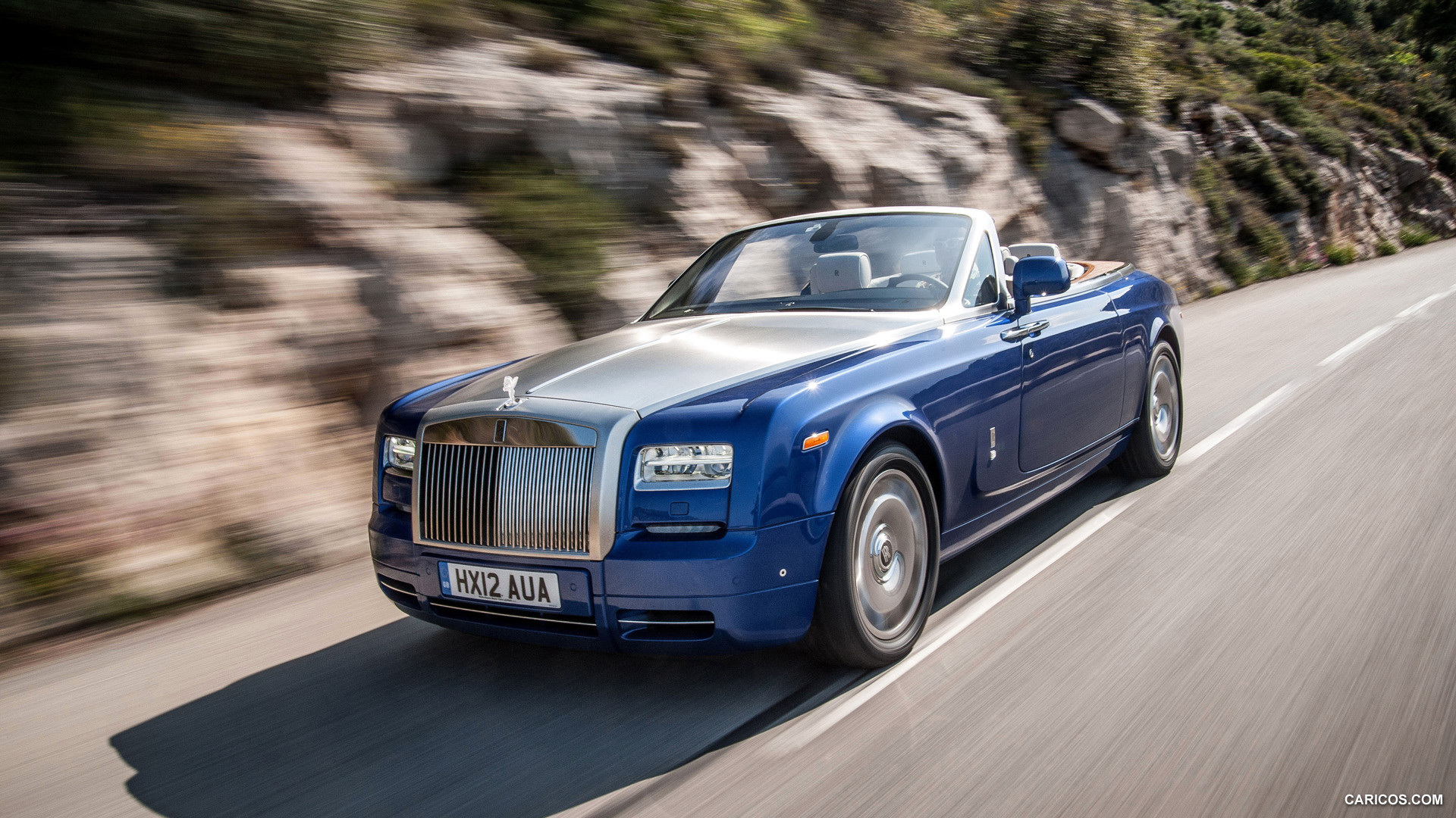 2008 Rolls royce Phantom Drophead Coupe #10