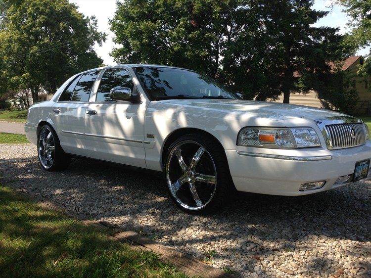 2008 Mercury Grand Marquis #7