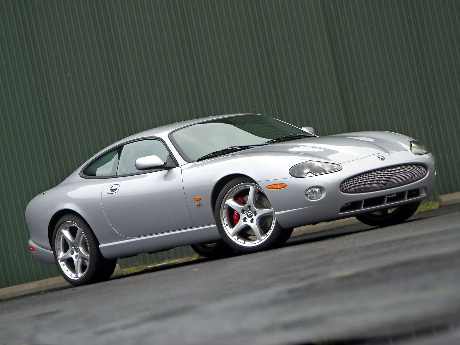 2001 Jaguar Xk-series #8