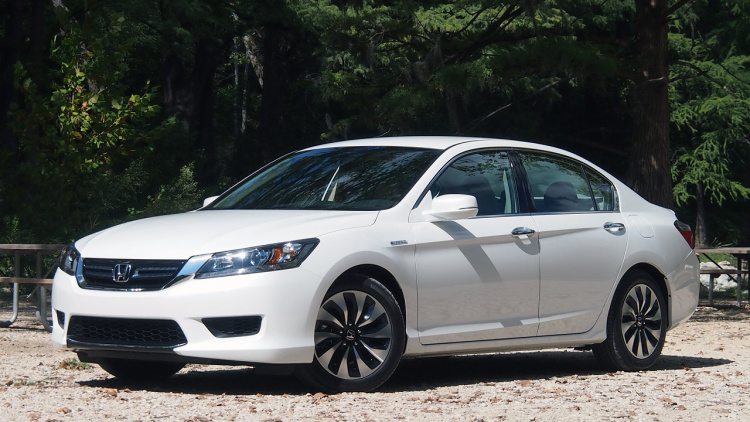 Honda Accord Hybrid #10