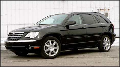 2007 Chrysler Pacifica #2