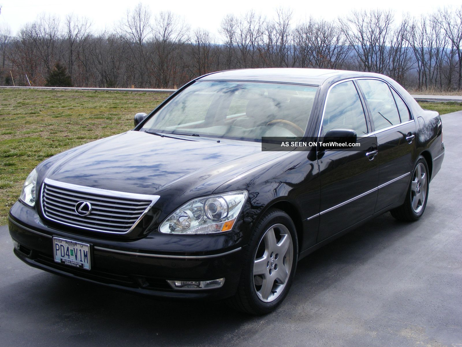 2005 lexus ls 430 photos informations articles. Black Bedroom Furniture Sets. Home Design Ideas