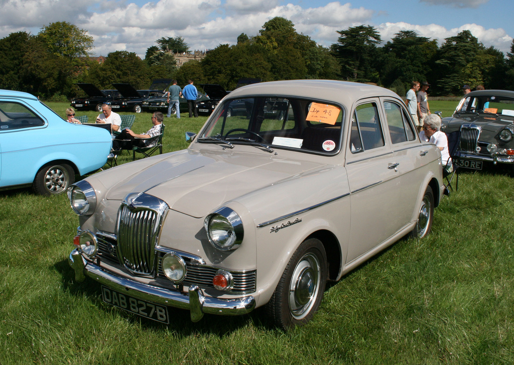1964 Riley One-Point-Five #4
