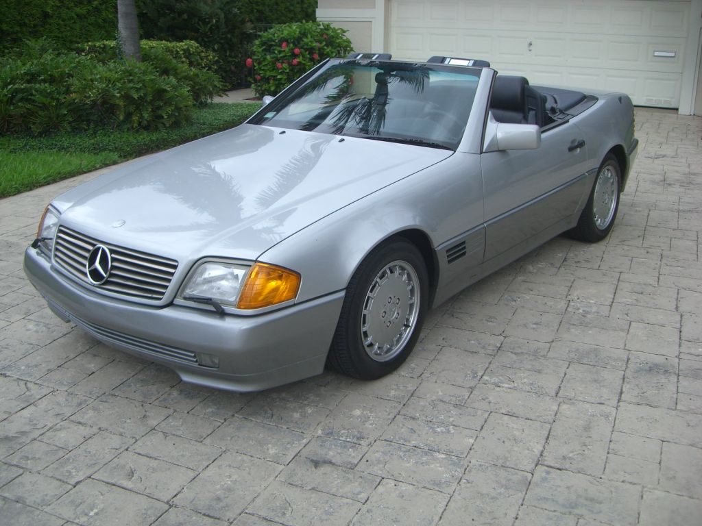 1991 Mercedes-Benz SL #7