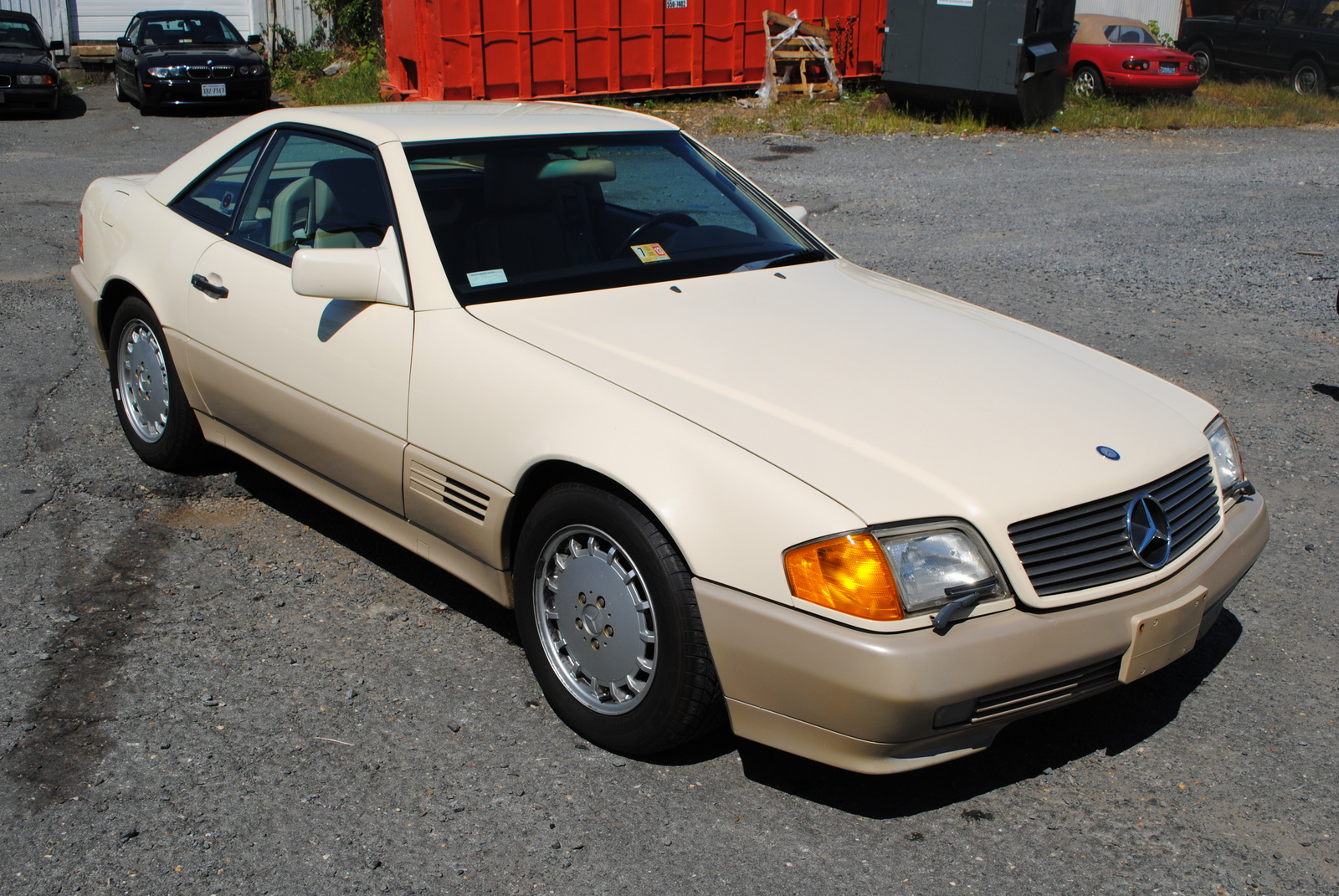 1990 mercedes benz 500 class photos informations for How much is a 1990 mercedes benz worth