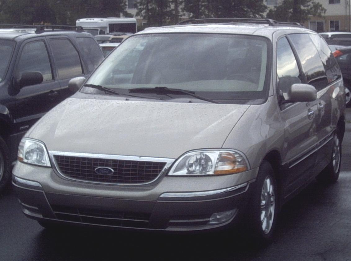 2001 Ford Windstar #11