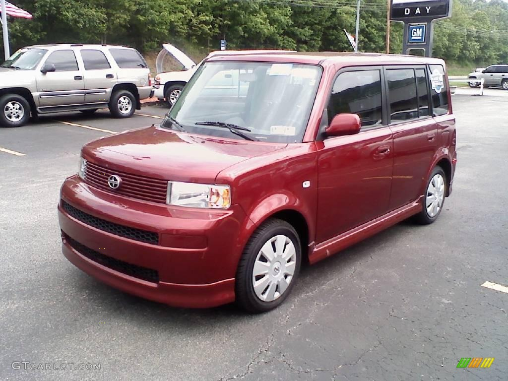 2006 scion xb photos informations articles. Black Bedroom Furniture Sets. Home Design Ideas