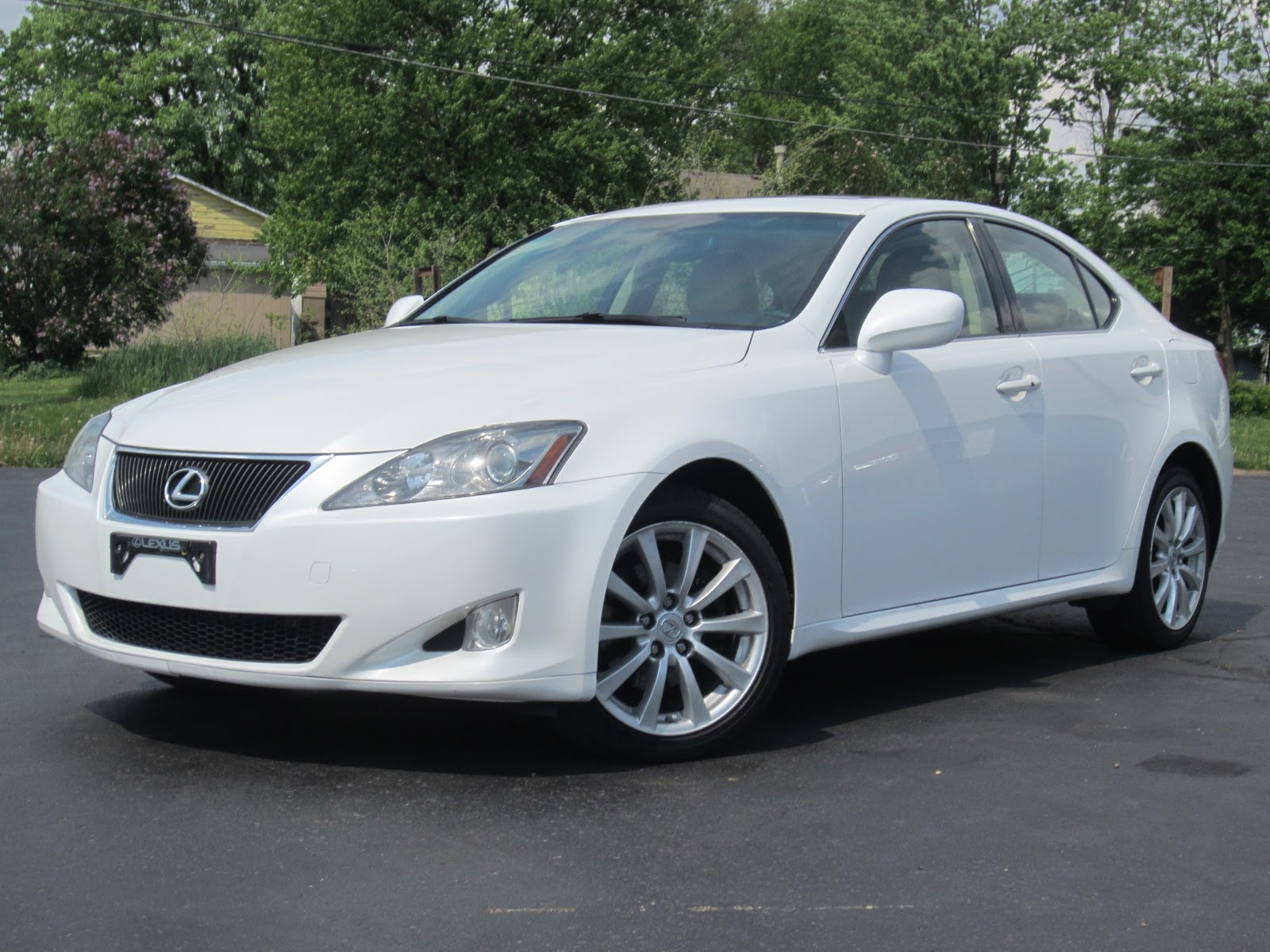 2007 Lexus IS #6