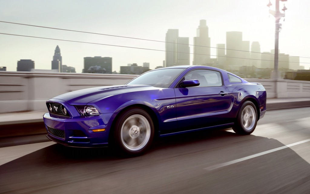 2014 Ford Mustang #10