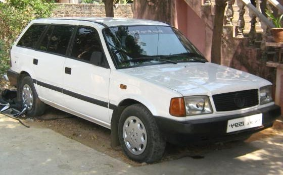 1999 Tata Estate #5