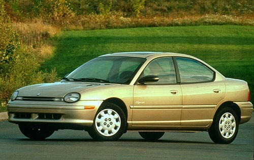 1999 Plymouth Neon #2