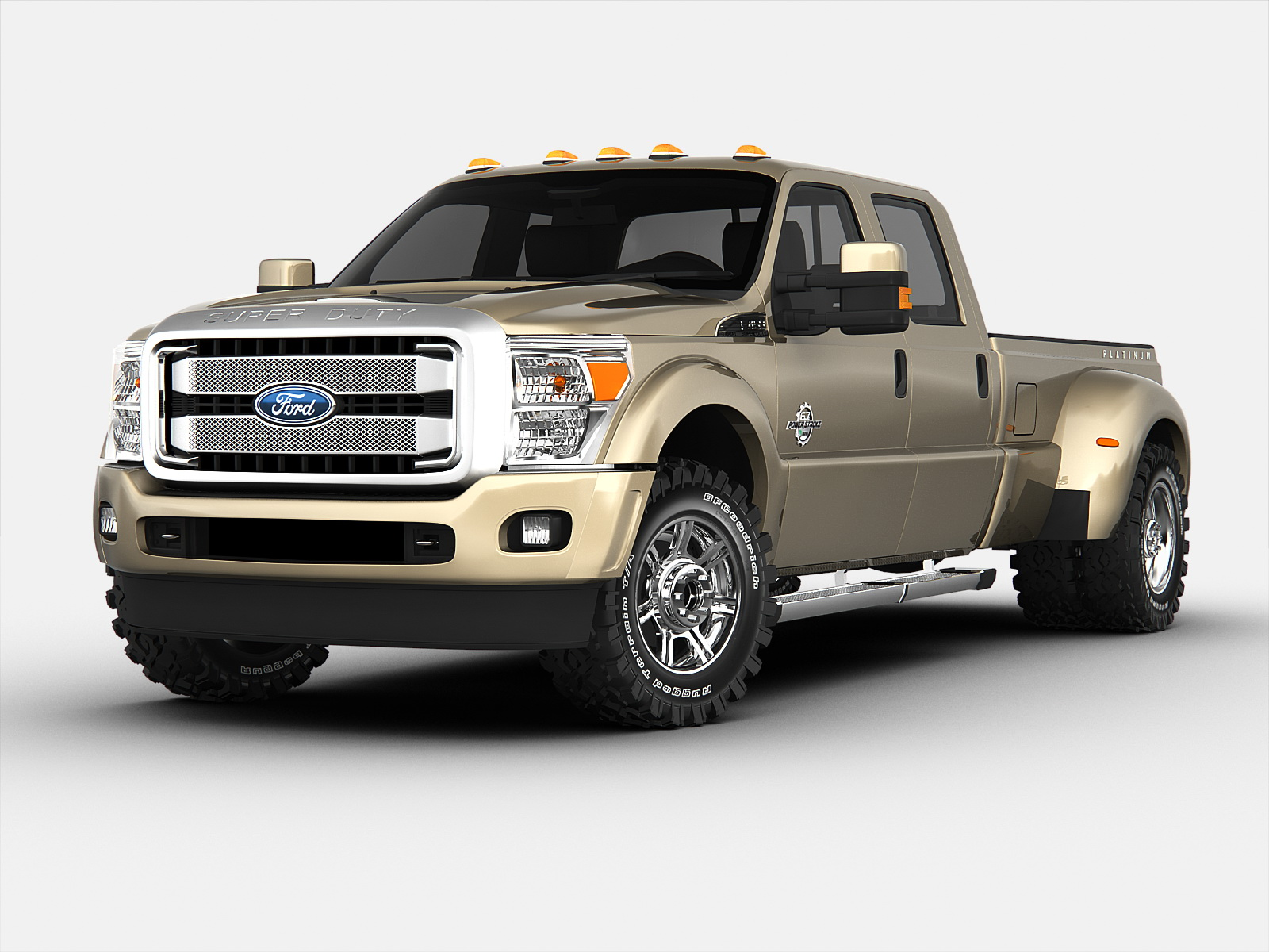 Ford F-450 #4