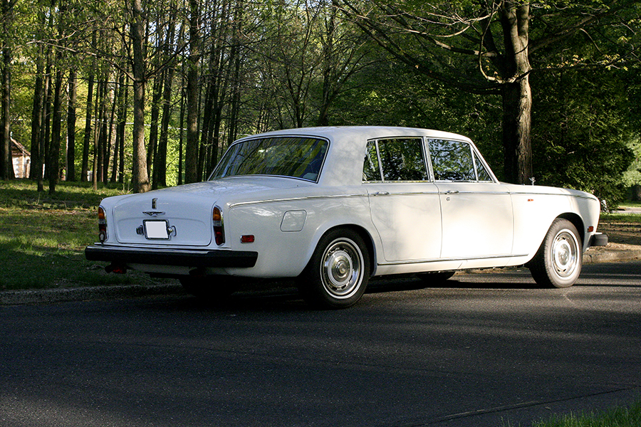 1976 Rolls royce Silver Shadow #14